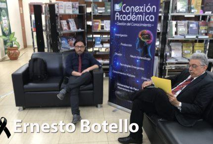 Entrevista Ernesto Botello